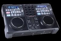 American Audio Encore 2000 Dual CD/MP3 Player w/ 2-Channel Mixer