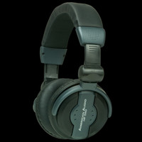 American Audio HP 550 Pro Professional Powered DJ Headphones