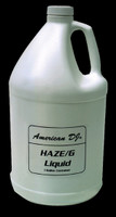American DJ HAZE/G Oil Based HAZE Machine Refill Fluid