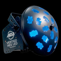 American DJ Vertigo HEX LED Special Effect DJ Light