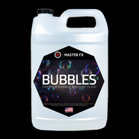 Master FX UV Black Light Activated Bubble Refill Fluid