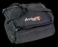 Arriba Avenger Derby Style Lighting Soft Padded Transfer Case