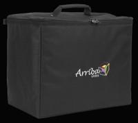 Arriba Stackable Rolling Multi-purpose Padded Equipment Bag / ATP-16