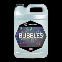 Master FX Premium Bubble Machine Refill Fluid