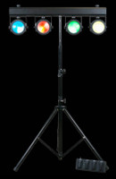 ADJ Dotz TPar System TRI LED RGB Par Can Light System