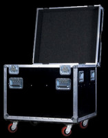 Elation Quad Road Case For 4 Platinum Spot 5R Moving Head Lights