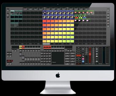 Elation Emulation Pro DMX Computer Lighting Software Nice Design
