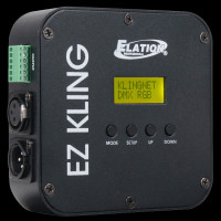 Elation EZ Kling Box KlingNet RJ45 to DMX / RJ45 Interface