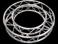 "Global Truss F44P 16"" Square Circle Constructs / 9.84FT (3.0m)"