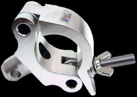 "Global Truss 2"" Coupler PRO Clamp Heavy Duty Clamp w/ Half Coupler"