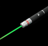 Executive Green Laser Pointer w/ Super Bright Laser Beam