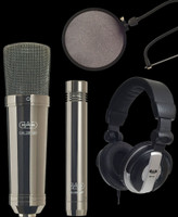 CAD GXL Large Diaphragm Condenser Microphone Studio Pack / GXL2200BPSP
