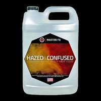 Master FX Hazed & Confuzed Premium Water Based Haze Fluid