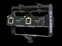 X-Laser Mobile Mount | Laser Projector Mounting System