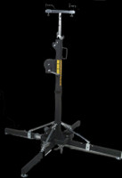 Global Truss ST-157 Medium Duty Crank Stand w/ Outriggers