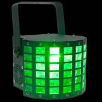ADJ Mini Dekker RGBW Quad LED Multi-beam DJ lighting Effect
