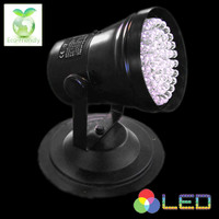 Omnisistem OS LED Pinspot LED Color Wash Light Fixture