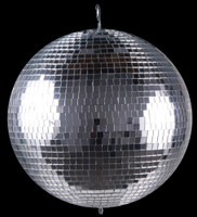 "Phantom Dynamics 30"" Glass Disco Mirror Ball"