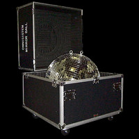 "Omnisistem 24"" Mirror Ball Flight / Road Case"