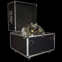 "Omnisistem 48"" Mirror Ball Flight / Road Case"