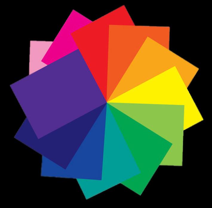 American DJ Par Can Color Gels Sheets