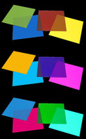 ADJ Par Can Gel Paper Color Packs - All Colors