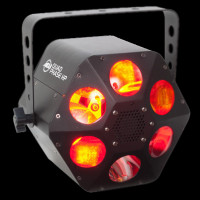 ADJ Quad Phase HP RGBW LED Moonflower Club DJ Light