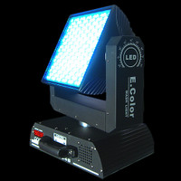 Omnisistem E-Color RGB LED Color Wash Nightclub Moving Head
