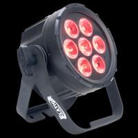 Elation SixPar 100 Tri LED Par Can Stage Light / RGBAW+UV