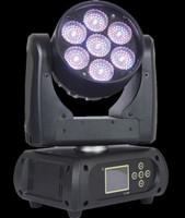 Omnisistem Spark 7 Zoom 15W RGBW LED Club Spot Light