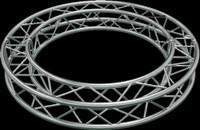 "Global Truss F34 12"" Square Truss Circle / 22.96ft. (7.0m)"