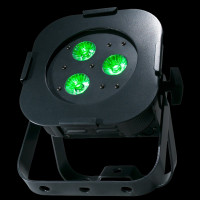 ADJ Ultra HEX Par 3 LED Par Can Light / RGBWA+UV