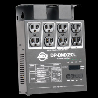 ADJ DP-DMX20L Universal 4 Channel 600W Dimmer Pack
