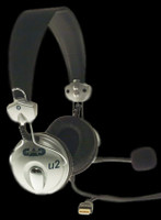 CAD USB Cardioid Condenser Microphone / Headphone Package