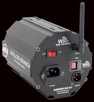ADJ WiFly D6 Branch 6-way Wireless DMX Splitter / Amplifier