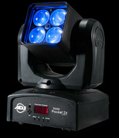 ADJ Inno Pocket Z4 mini ZOOM Moving Head Beam Light