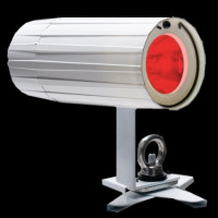 ADJ PinPoint Go Color LED RGBA Pinspot Light