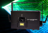 X-Laser Skywriter HPX 2W Full Color Laser Projector