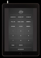 ADJ Airstream IR Universal Remote Control / App for iPad & iPhone