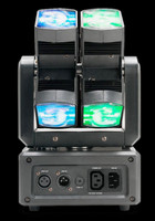 ADJ XS 600 Dual Axis Rotating LED Moving Head
