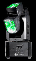 ADJ XS 400 Quad Lens LED Rotating Moving Head Nightclub Light