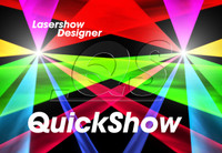 Pangolin QuickShow QSXL / DAC Laser Light Show Computer Software
