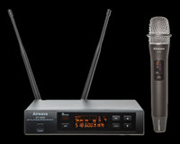 Airwave AT-4110 UHF Handheld Wireless Microphone System