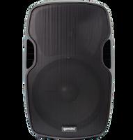 "Gemini AS-15BLU 15"" Active Loudspeaker w/ Bluetooth / Multimedia"