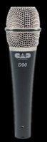 CAD D90 Premium Supercardioid Dymanic Handheld Microphone