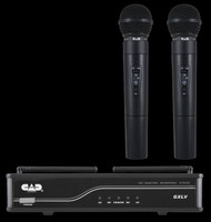 CAD GXL Wireless Dual Cardioid Handheld Microphone System