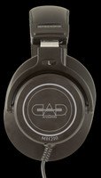 CAD Closed-back DJ Studio Headphones