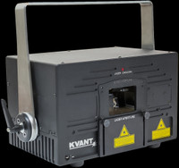 KVANT ClubMax 6000 Full Color RGB Night Club Laser Projector