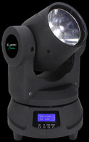 Blizzard Lighting Flurry Beam LED RGBW Mini Moving Head Club Light