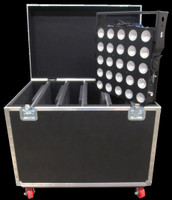 Elation 6-Pack Road Case for CUEPIX Light Panel